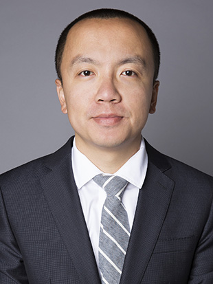 Headshot of Ruhai Wang