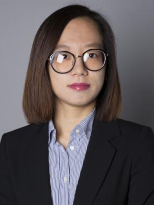 Headshot of Xiaolei Zheng