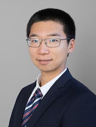 Headshot of Tianqi Xu