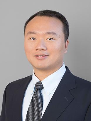 Headshot of Wenqing Zhu