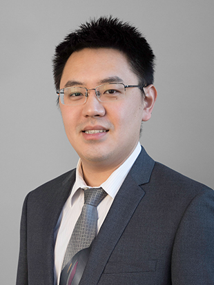 Headshot of Yi Zhu