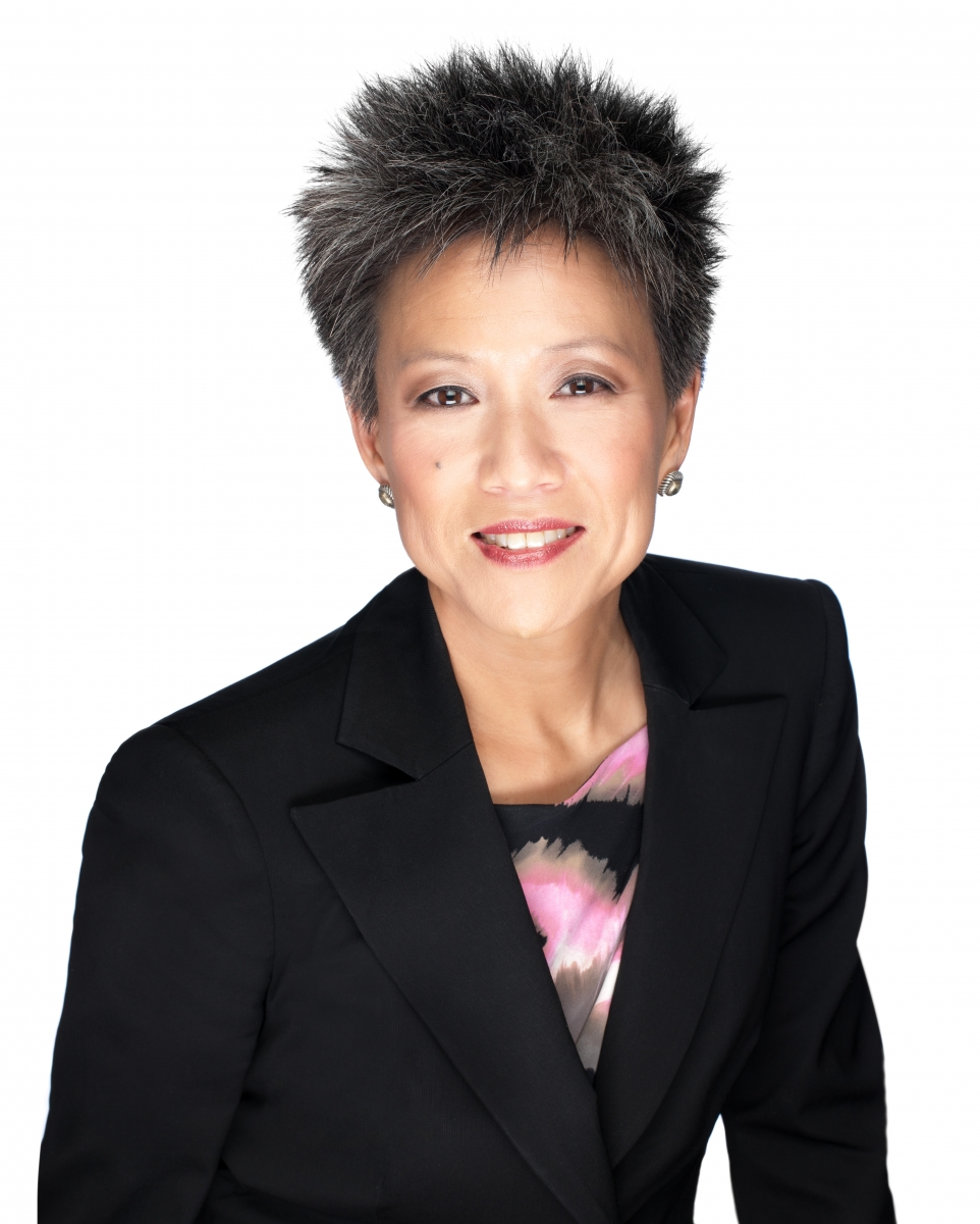 Headshot of Susan Jin Davis