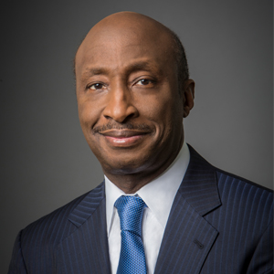 Headshot of Ken Frazier