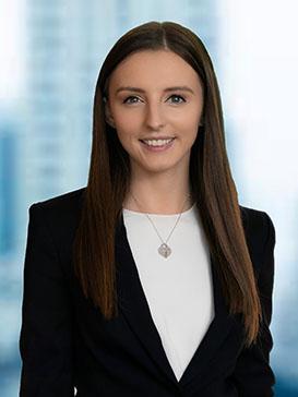 headshot of Sophia Ziajski