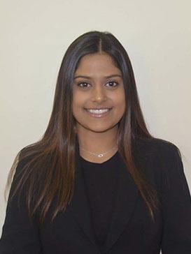 headshot of Anvi Challapalli