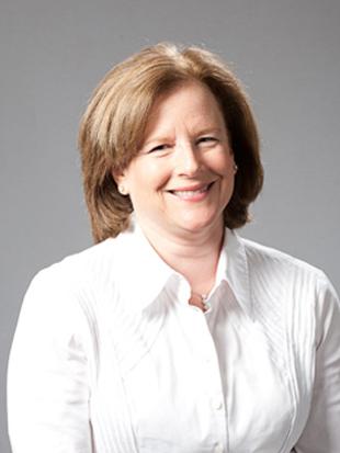 Headshot of Beth Buckman