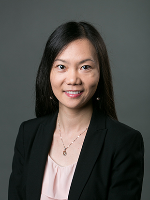 Headshot of Chen Wang