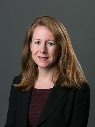 Headshot of Michelle Lowry