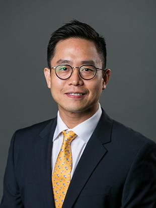 Headshot of Jinwook Lee