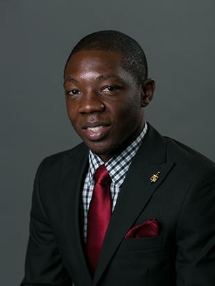 Headshot of Gbemileke Ogunranti