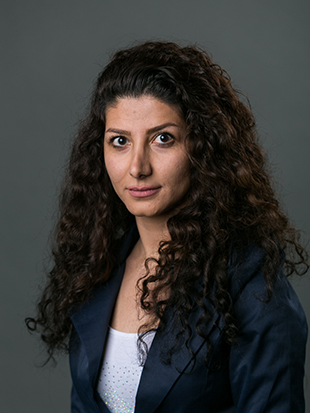 Headshot of Somayeh Salmani