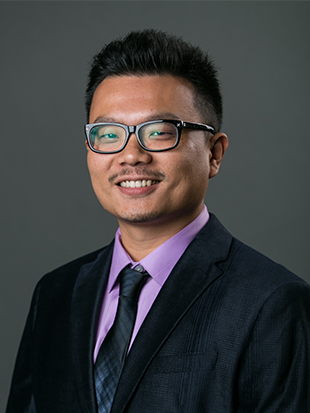 Headshot of Zhen Yang