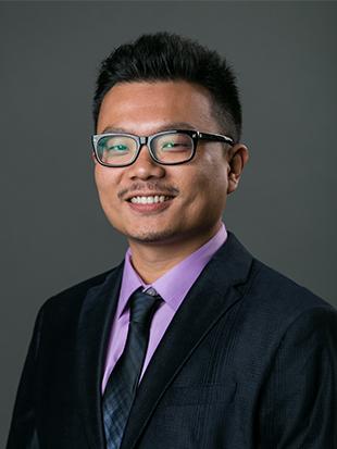 Headshot of Zhen Yang