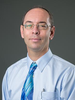 Headshot of David Gefen