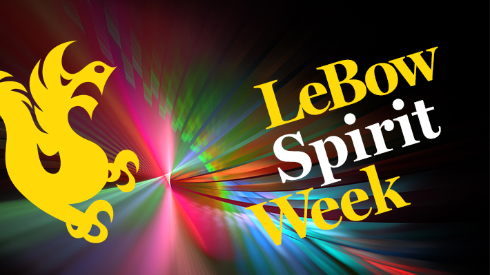LeBow Spirit Week