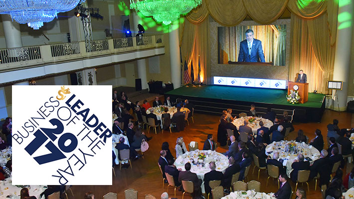 Drexel LeBow 2016 Business Leader of the Year