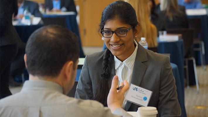 MBA Career Services workshops