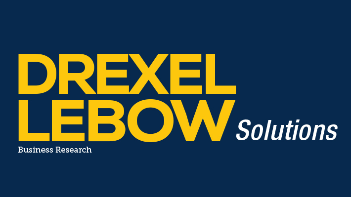 Drexel University LeBow Business Solutions Research Magazine