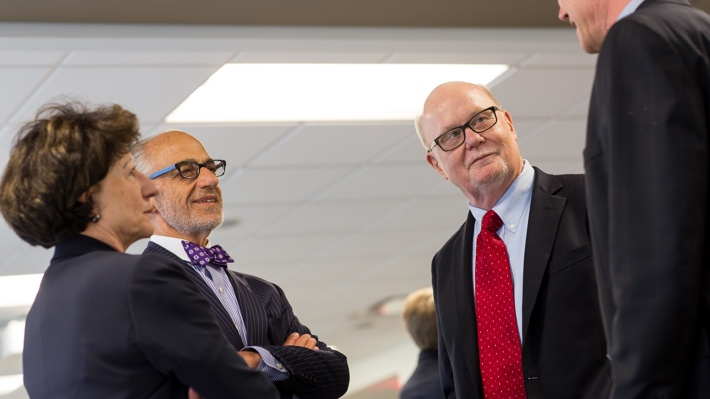 Center for Corporate Governance Founder Ralph Walkling talks networks
