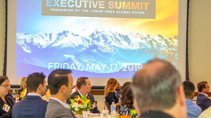 EMBA Executive Summit