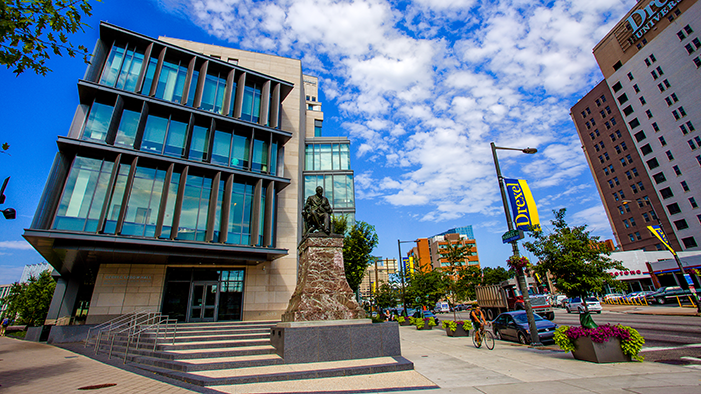 Gerri C. LeBow Hall at Drexel University