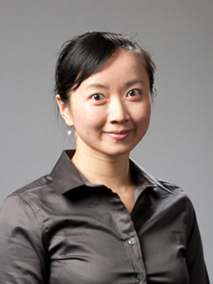 Headshot of Yanliu Huang