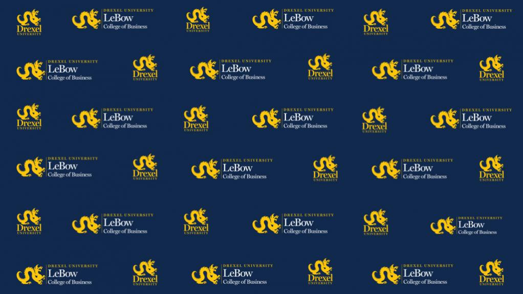 Drexel LeBow Zoom Backgrounds