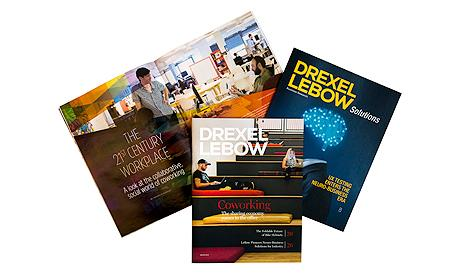 Drexel LeBow Publications