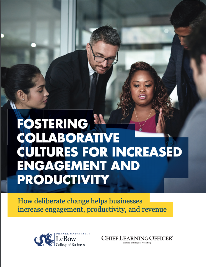 Cover Image for Fostering Collaborative Cultures for Increased Engagement