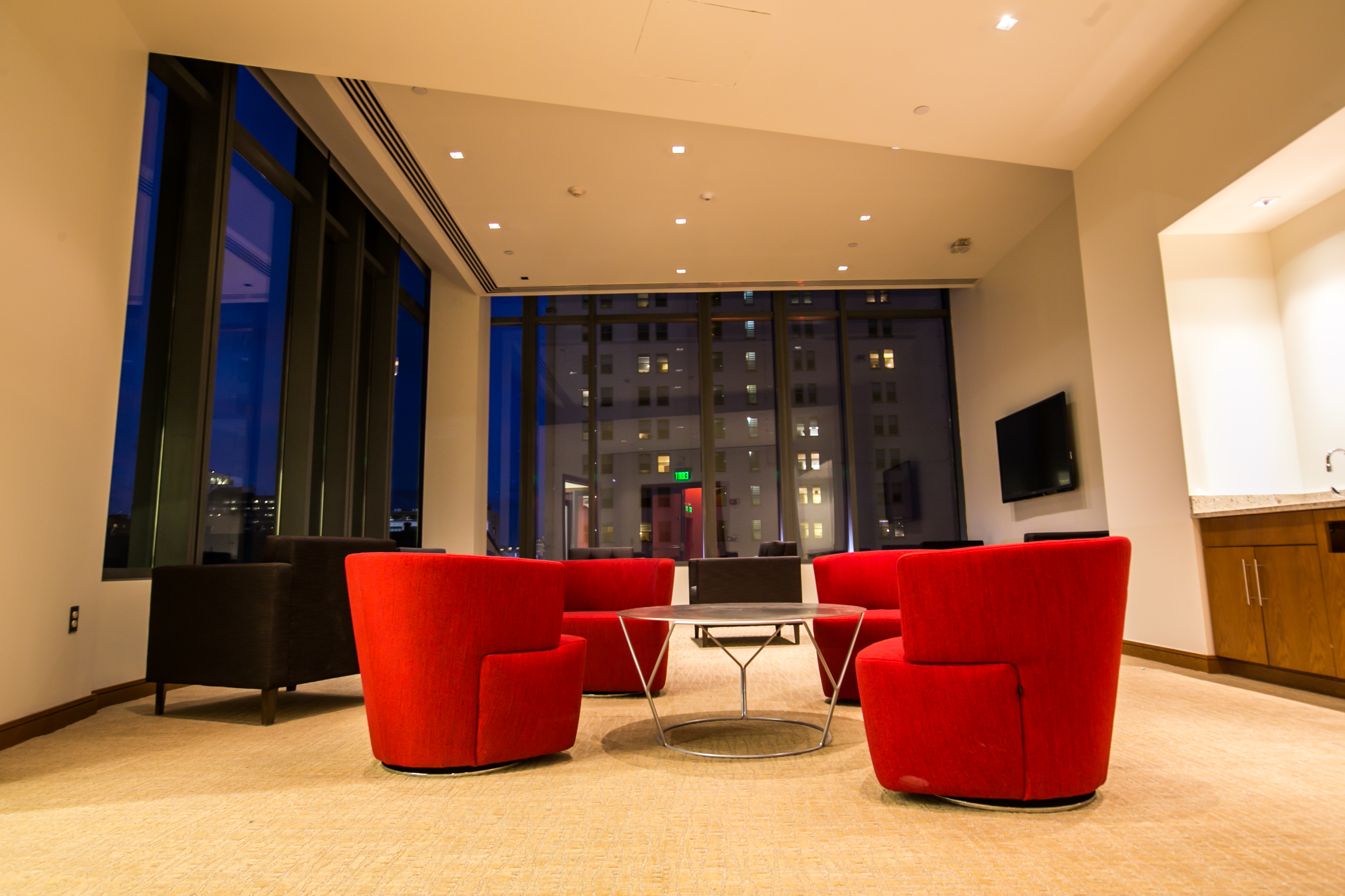 EMBA Lounge Living Room