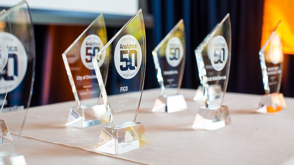 2017 Analytics 50 Awards