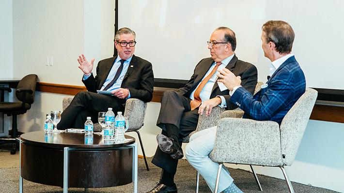 CFO Fireside Chat with President John Fry