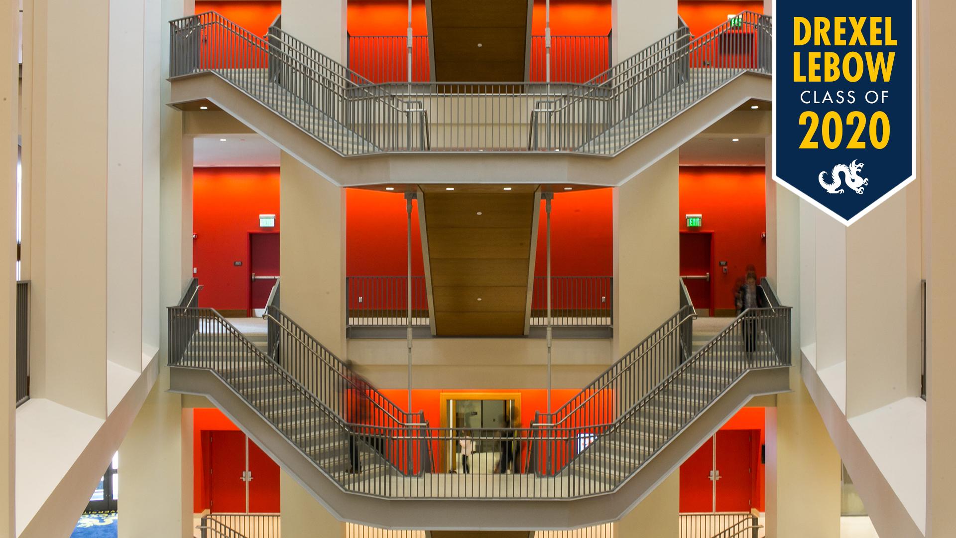 Gerri C. LeBow Hall Interior