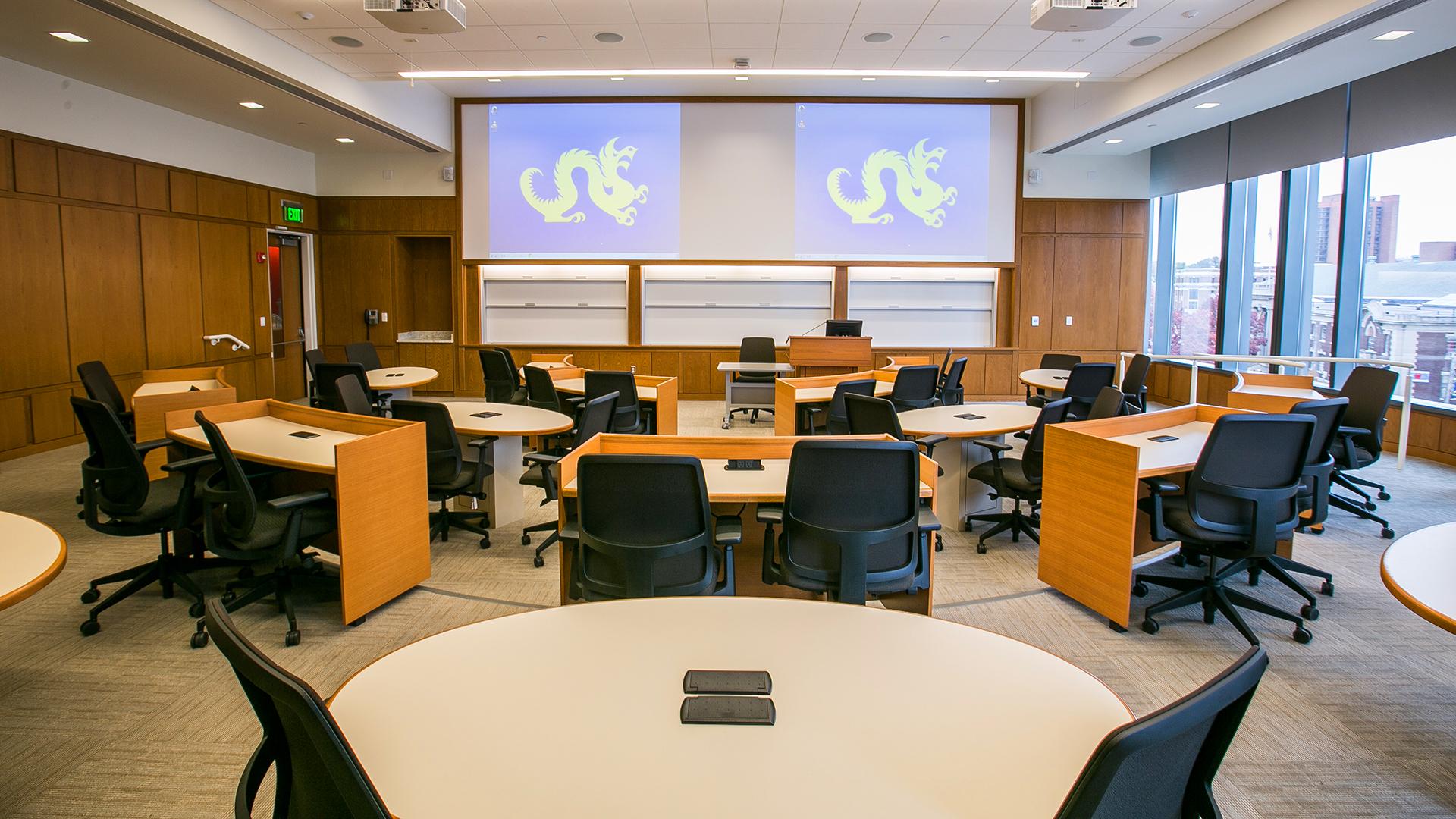 LeBow Classroom