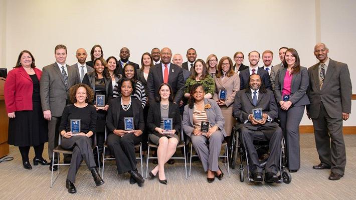 Leading for Change Cohort 1 (2014-2015)