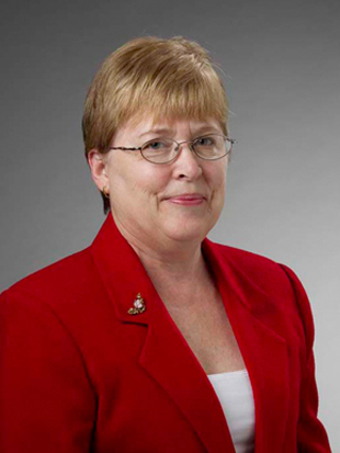 Headshot of Rosalie Kreider