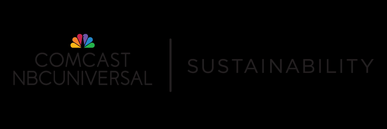 Comcast NBC Universal Sustainability Logo