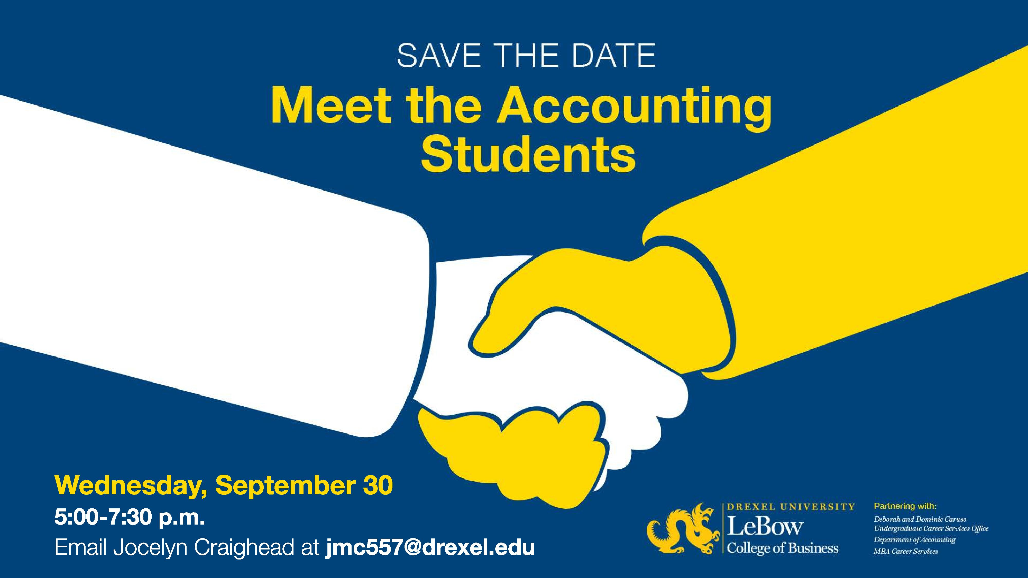 Meet the Accounting Students