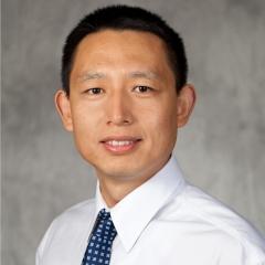 John Jiang, PhD Headshot