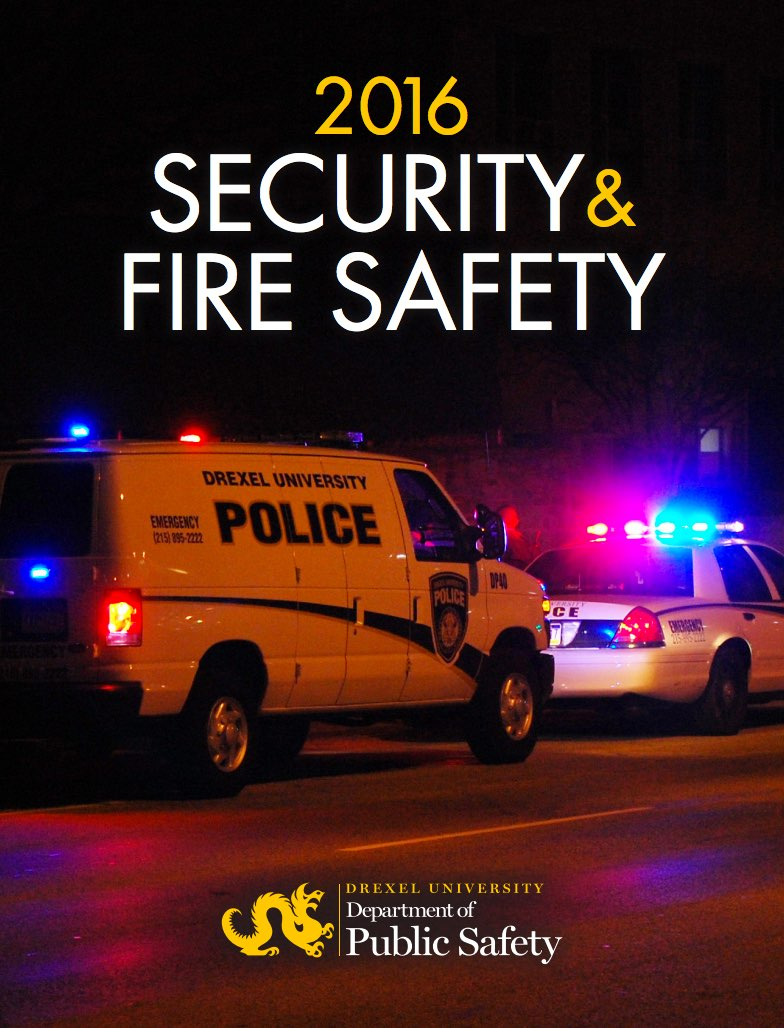2016 Security & Fire Safety Report