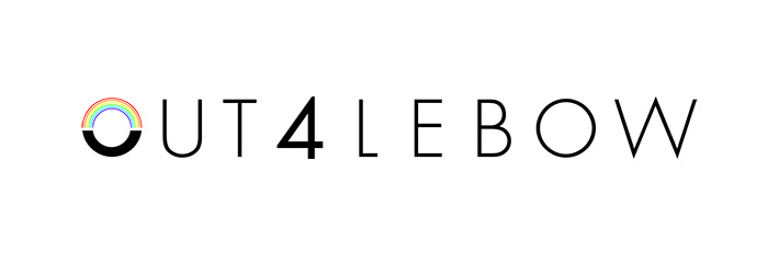 Out for LeBow Logo