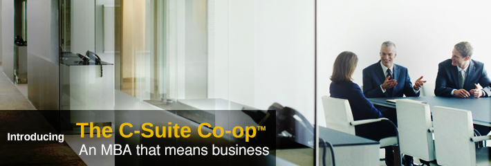 The C-Suite Co-op