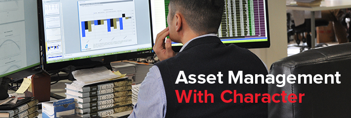 Asset Management with Character