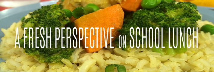 Marc Vetri's Foundation school lunch program