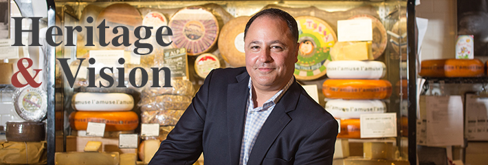 DiBruno Bros. Owner Bill Mignucci Jr.