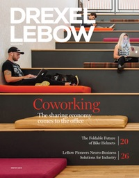 Drexel LeBow Magazine - Winter 2018