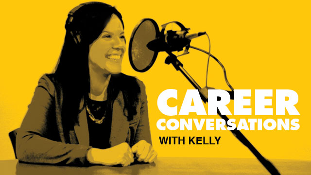 Career Conversations with Kelly Podcast Cover