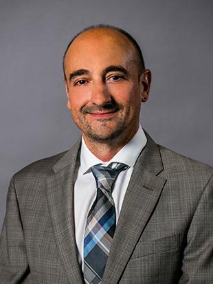 Headshot of Ricardo Serrano-Padial