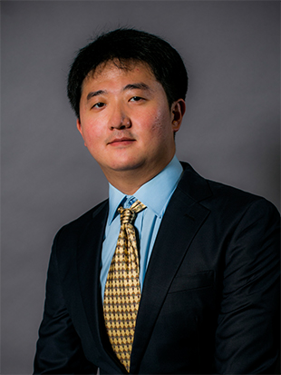 Headshot of Jonghyuk Bae