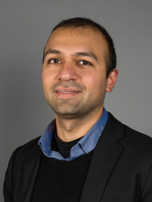 Headshot of Pramod Abichandani